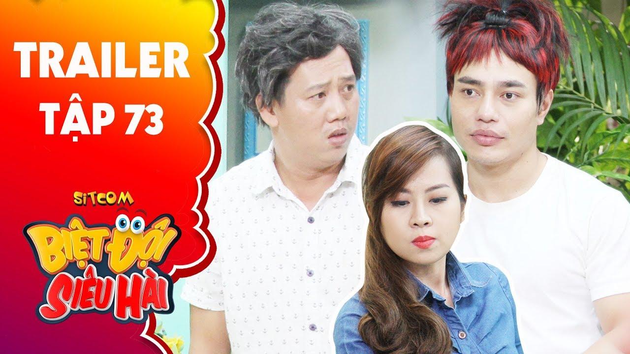 Biệt đội siêu hài   Trailer tập 73: Lê Dương Bảo Lâm vô tình phải lòng trúng vợ của Lê Nam?