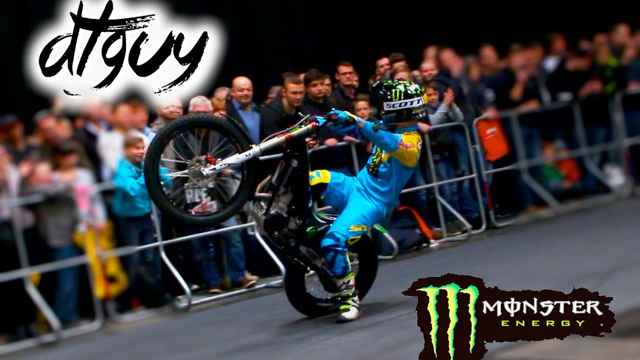 MONSTER TRIAL STUNT SHOW Germany 2017 [HD] - dtguy