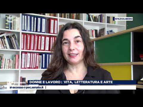 LA SIL A SPAZIO LIBERO RAI PARLAMENTO IL 24 GENNAIO 2020