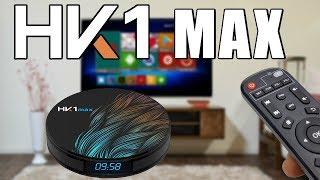 HK1 Max Rockchip RK3328 Quad Core Android 9.0 4K TV Box Review
