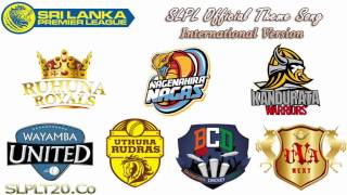 SLPL Theme Song International Version (Sri Lankan Premier League T20)
