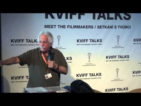KVIFF Talks: The role of the producer in the Marketing & Distribution with Katriel Schory