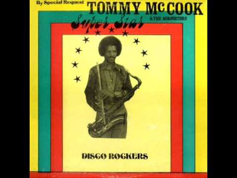 Tommy McCook & The Aggrovators - The Night Rose Of Sherron