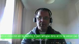 Fundamento De Esperanto Ekzerco 24   Pliaj participaj ekzemplaj   la vero