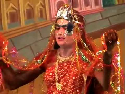 Bodanampadu Brahmamgari Natakam in Adambi I Siddaiah Scene (VTS 01 01)