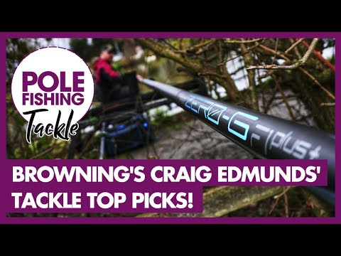 Craig Edmunds Browning Tackle Top Picks!