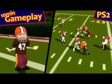 Backyard Football Online Free backyard football 10  (ps2) - youtube