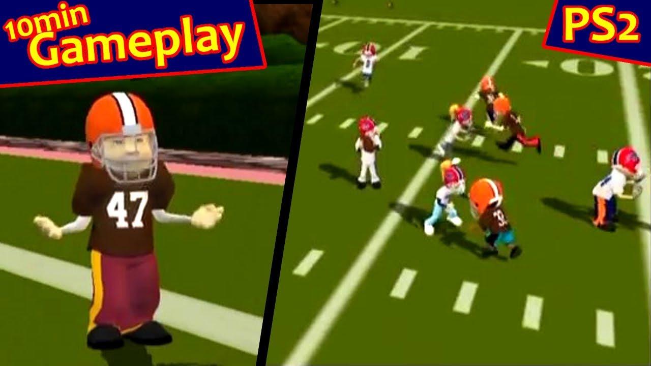 Backyard Football 10 ... (PS2) - YouTube
