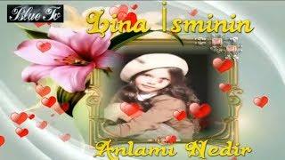 Lina İsminin Anlamı Nedir, Ne Demek, Lina İsmi Kuranda Geçiyor mu?