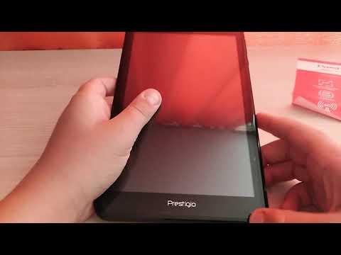 Обзор планшета Prestigio Grace 5778 4G
