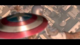 Let´s Play Captain America Super Soldier Gameplay Deutsch - Part 1 - Die Hydra greift an !