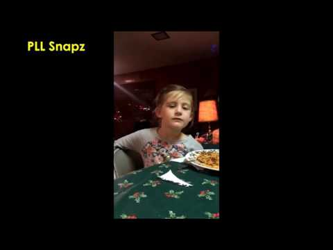 Sasha Pieterse  Snapchat Videos  December 2016  ft. Hudson Sheaffer