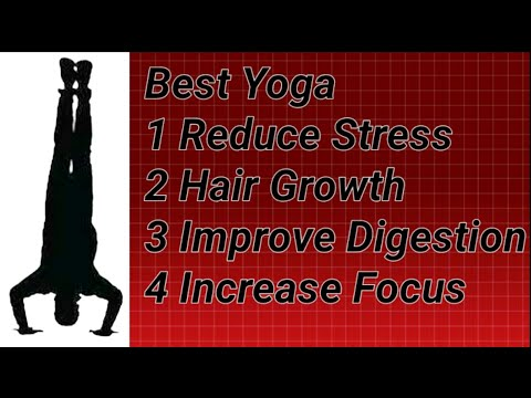 1 yoga with many benifitstripod headstand without  with