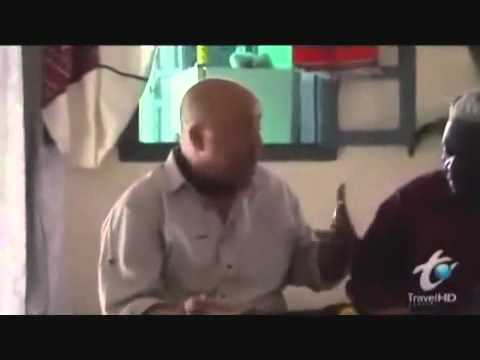 Popping Sorghum with Andrew Zimmern - Bizarre Foods