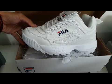 Sepatu Sneakers Wanita Fila Disruptor II Grade ori high quality ... 0e2d263074