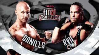TNA Final Resolution 2011 Theme, Matchcard & Results