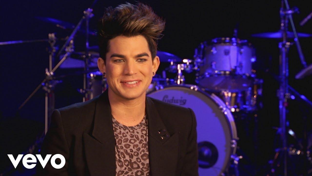 Adam Lambert - Interview (Sessions @ AOL 2012)