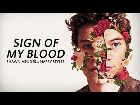 "Shawn Mendes Vs. Harry Styles - ""Sign Of My Blood"" (Mashup)"