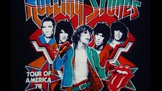 ROLLING STONES: Far Away Eyes (Live in Passaic, US Tour 1978)