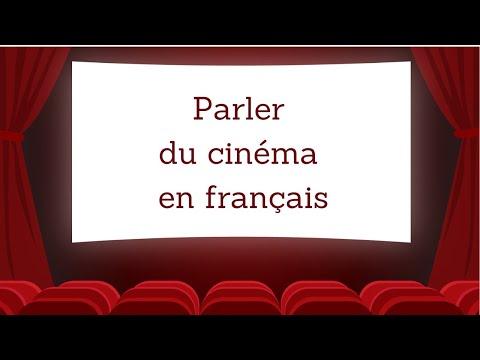Parler du cinéma en français : vocabulaire ( sous-titres en FR)