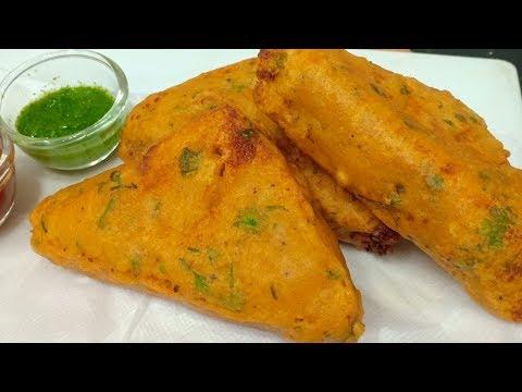 Chatpate Aur Chatkharedar Bread Pakoda Recipe | Aloo Bread Pakoda | Iftar Recipe In Ramadan