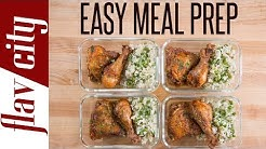 The Best Recipe For Chicken - Meal Prep For Beginners
