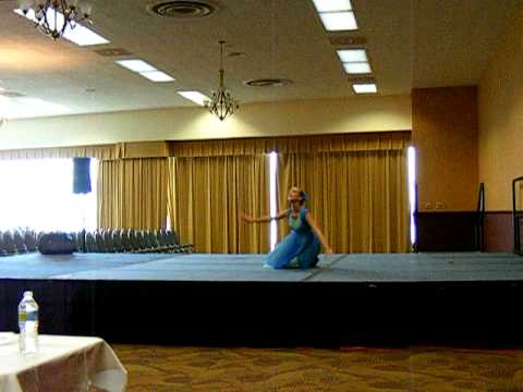 Fine Arts 2010 Detroit, Michigan Ballet Solo