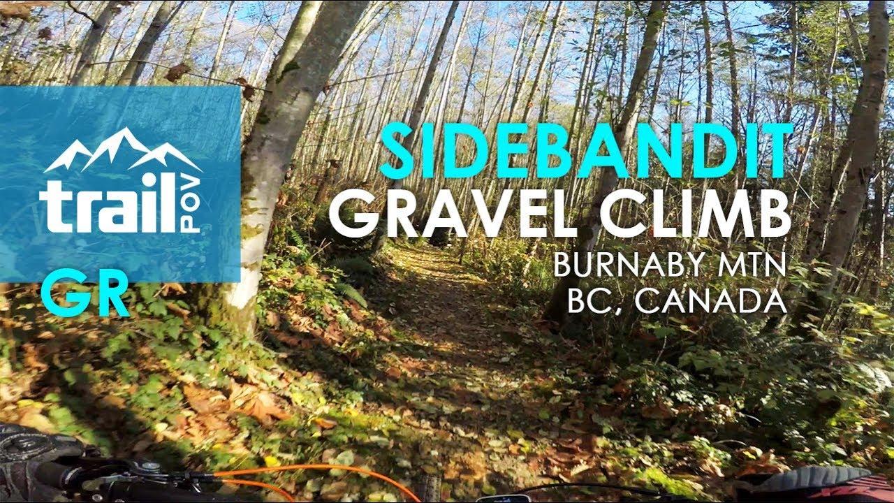 2940e32eaef Sidebandit || Gravel Biking Trails | Burnaby Mountain, BC - 2WheelsToday