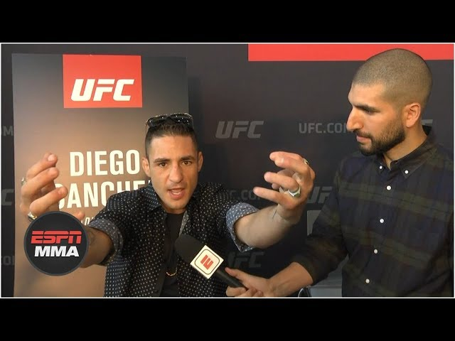 Diego Sanchez gives an interview for the ages ahead of fight vs. Michael Chiesa | UFC 239 | ESPN MMA