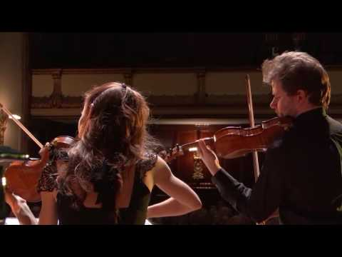 W.A. Mozart: String Quartet No. 22 , B-Flat major, KV 589