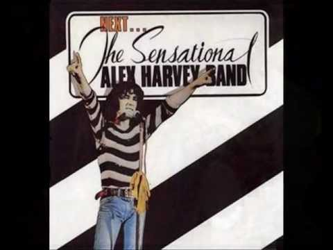 Alex Harvey * Next (1973)