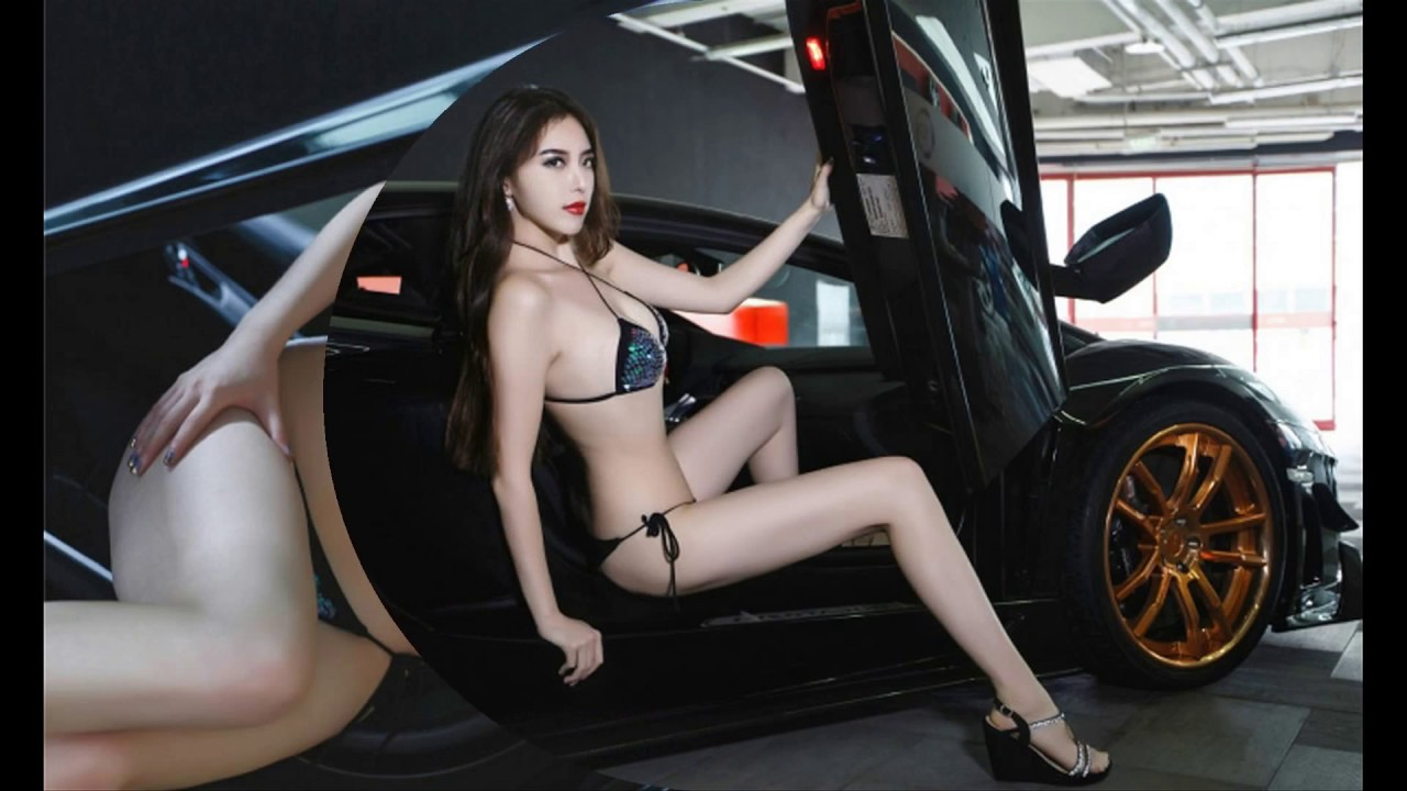 Really. join Lamborghini with naked hot girls improbable!