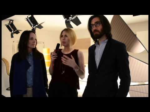 MDW 15 DESIGNSPEAKING INTERVIEW GAMFRATESI FOR CAPPELLINI