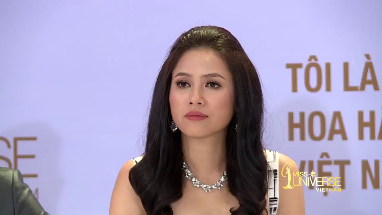 Vì câu nói này mà Mai Ngô bị loại khỏi Miss Universe Vietnam 2017?