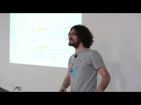 Jérôme Petazzoni - Open source recipes to build, ship and ru