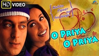 O Priya O Priya (HD) Full Video Song | Kahin Pyaar Na Ho Jaaye | Salman Khan, Raveena Tandon |