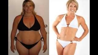 До и после похудения