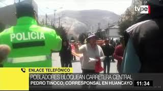 TVPerú Noticias con María de Jesús González 22/10/19