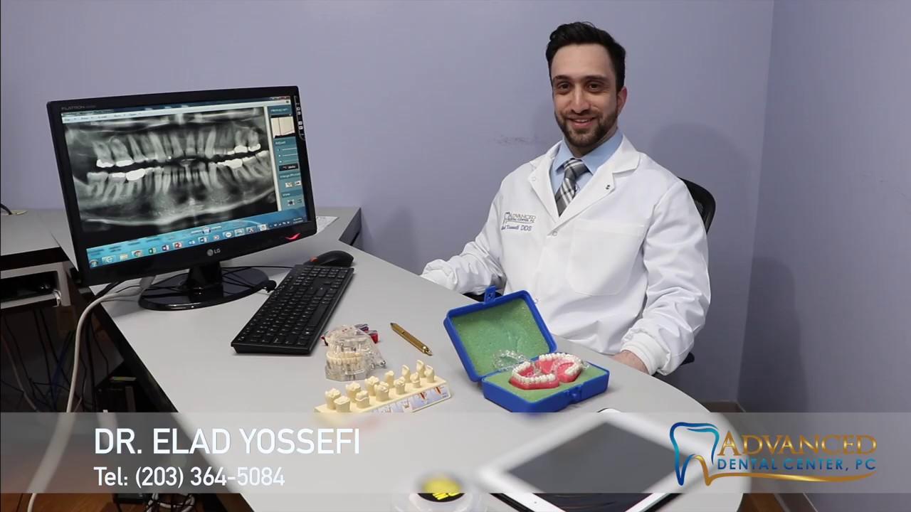 Meet Our Dentist Dr.Elad Yossefi in Norwalk CT
