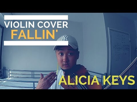 Fallin' - Alicia Keys - VIOLIN VERSION - Old Hip hop