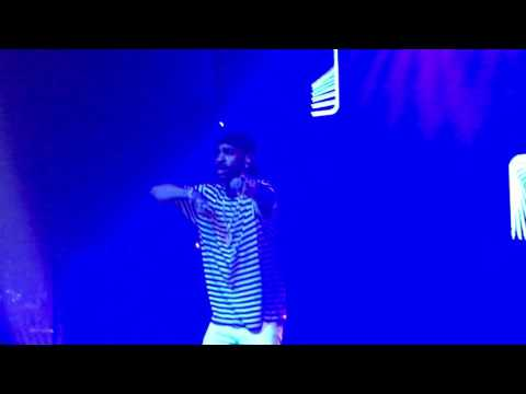 Big Sean - Moves (Live at the Fillmore Jackie Gleason Theater in Miami Beach on 4/20/2017)