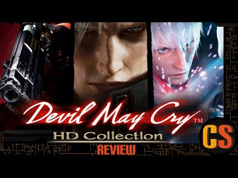 DEVIL MAY CRY HD COLLECTION - PS4 REVIEW