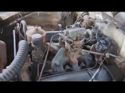 1958 Studebaker Commander Rescue Video 3