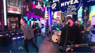 Download Train -- Mermaid (Dick Clark's New Year's Rockin' Eve with Ryan Seacrest 2013) MP3 song and Music Video