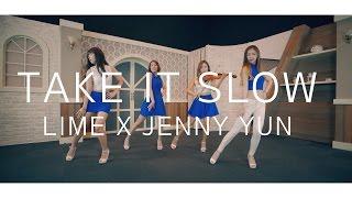 [Jenny Yun x Lime]TAKE IT SLOW Violin COVER