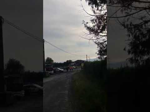 Incendio en uno de los transformadores de la subestación de Chantada