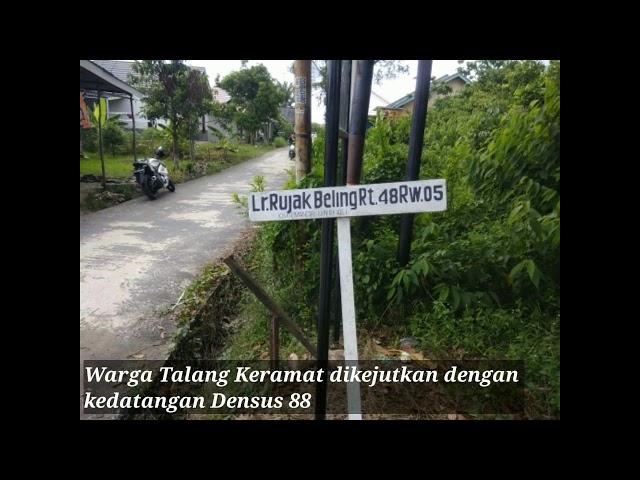 Cerita di Balik Penyergapan Densus 88 TerhadapTerduga Teroris di Palembang