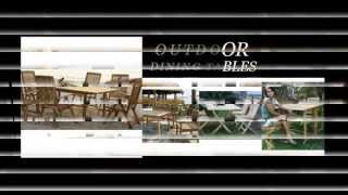 Teak Outdoor Furniture | Teak Indoor Furniture | Furnitures In Australia, Europe And More...
