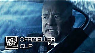 Bridge of Spies - Der Unterhändler | Checkpoint Charlie | Clip Deutsch HD Spielberg Hanks