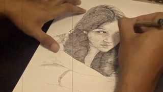 Baixar Cassandra Lee Pen Drawing